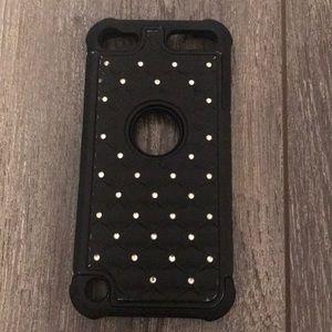 Accessories - ipod five black case